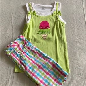 Gymboree Matching Sets - Gymboree size 8/9